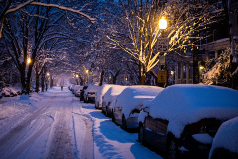 As DC digs out, beware of black ice (and another weekend storm)