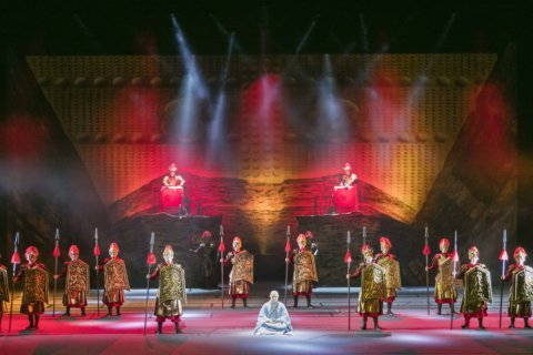 China's first concert drama by a traditional chinese orchestra celebrates diverse cultures