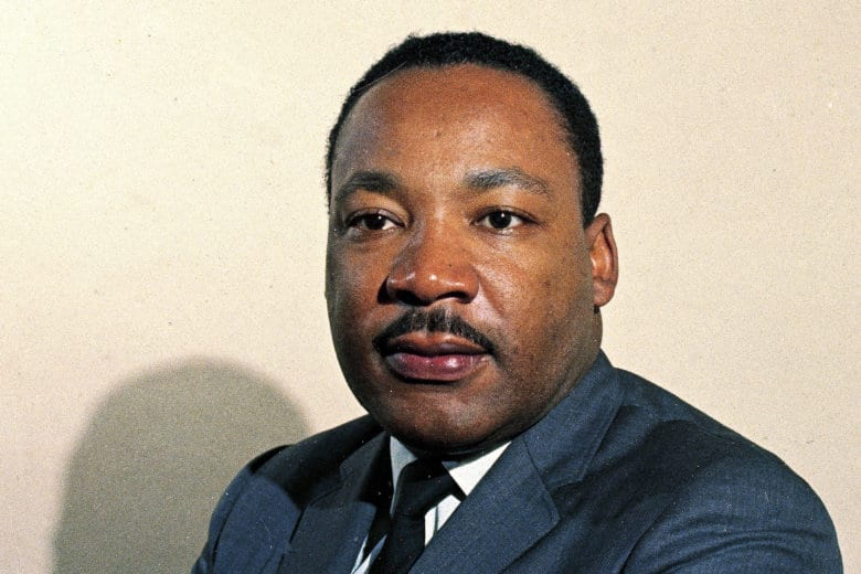dr martin luther king jr chronology