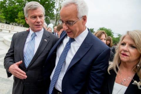 Former Va. governor McDonnell getting divorced