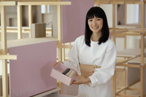 Local donations soar thanks to Netflix star Marie Kondo's 'Tidying Up' tips