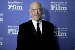 J. K. Simmons attends the 2018 Kirk Douglas Award for Excellence in Film Honoring Hugh Jackman at the Ritz-Carlton Bacara on Monday, Nov. 19, 2018, in Goleta, Calif. (Photo by Richard Shotwell/Invision/AP)