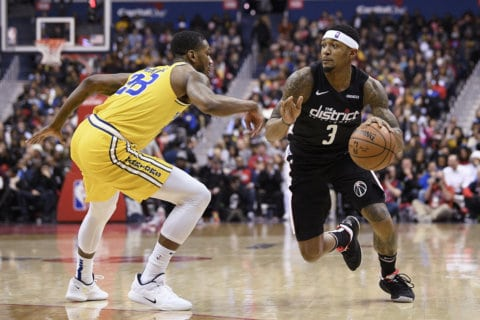 Wizards look to bounce back in Orlando after loss to Warriors