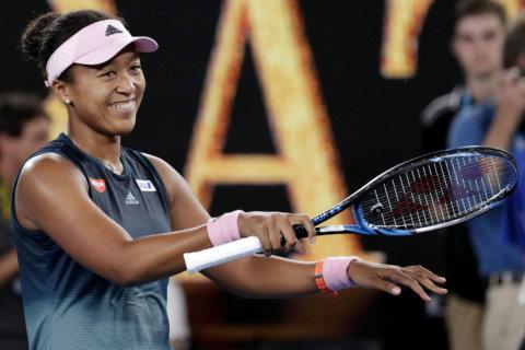 Osaka beats Kvitova at Australian Open to win second straight major, reach No. 1