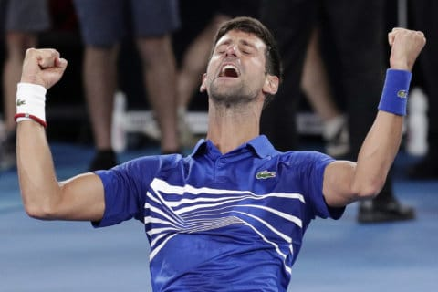 Djokovic crushes Nadal for record seventh Australian Open title and 15th major