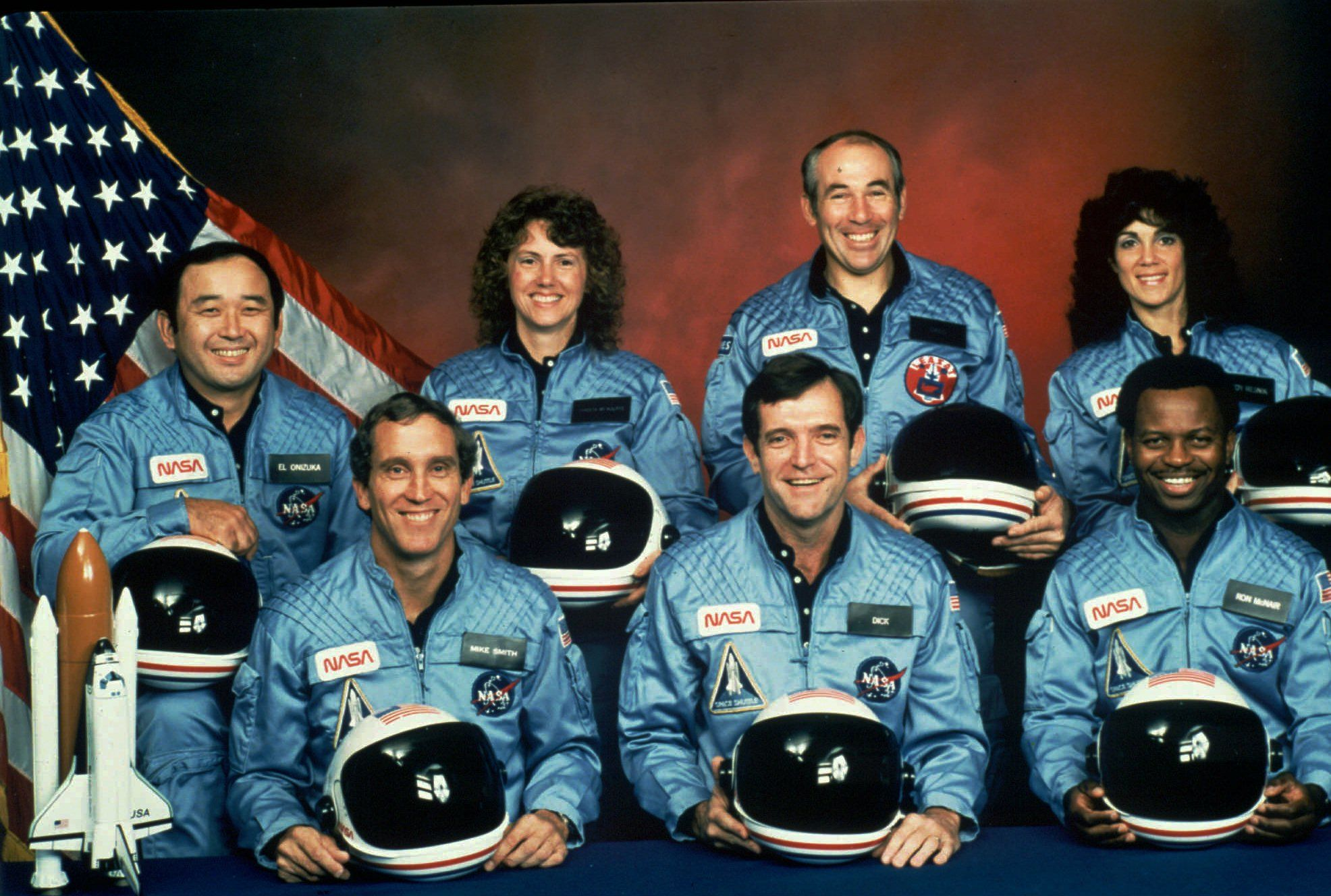 space shuttle challenger 33 years ago - photo #25