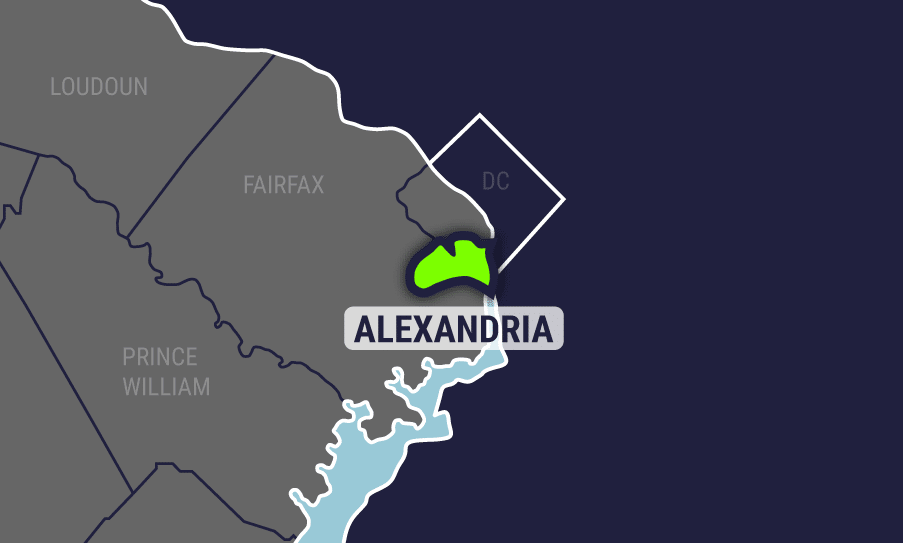 'Car tax' window decal no longer required in Alexandria