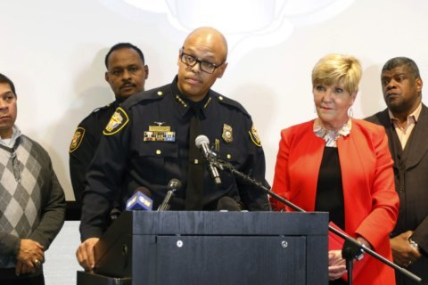 Nominee to be Baltimore's next police leader withdraws