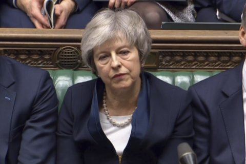 May wins no-confidence vote, but still is beset by Brexit