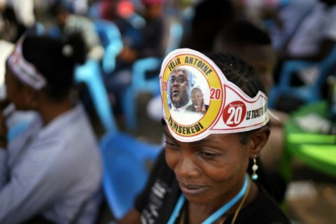 Congo's surprise new leader in 1st peaceful power transfer