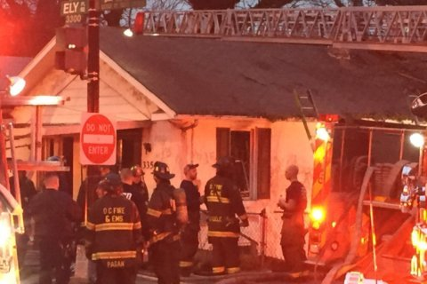 DC Police: Deaths of 2 in Southeast house fire ruled as homicide