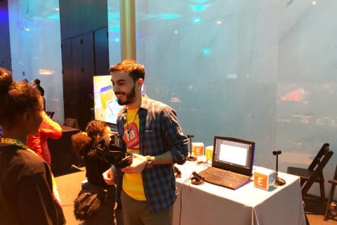 Science on screens: Expo highlights benefits of video games in education