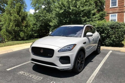 Car Review: Jaguar's E-PACE crossover looks to make waves in smaller utility market