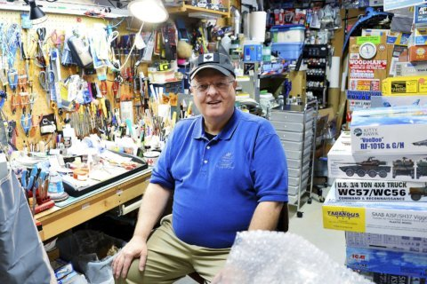 A model retirement in store for this Maryland doctor