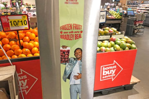 Bradley Beal and broccoli: New health campaign targets DC-area youth