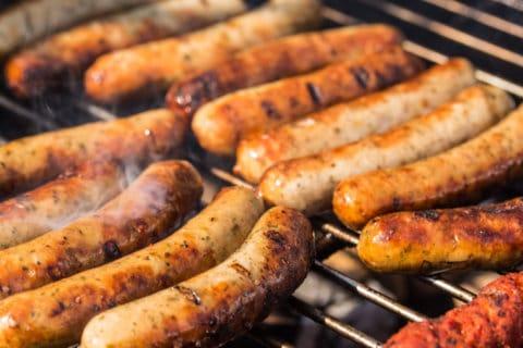 Alabama company recalls hot sausages due to metal bits