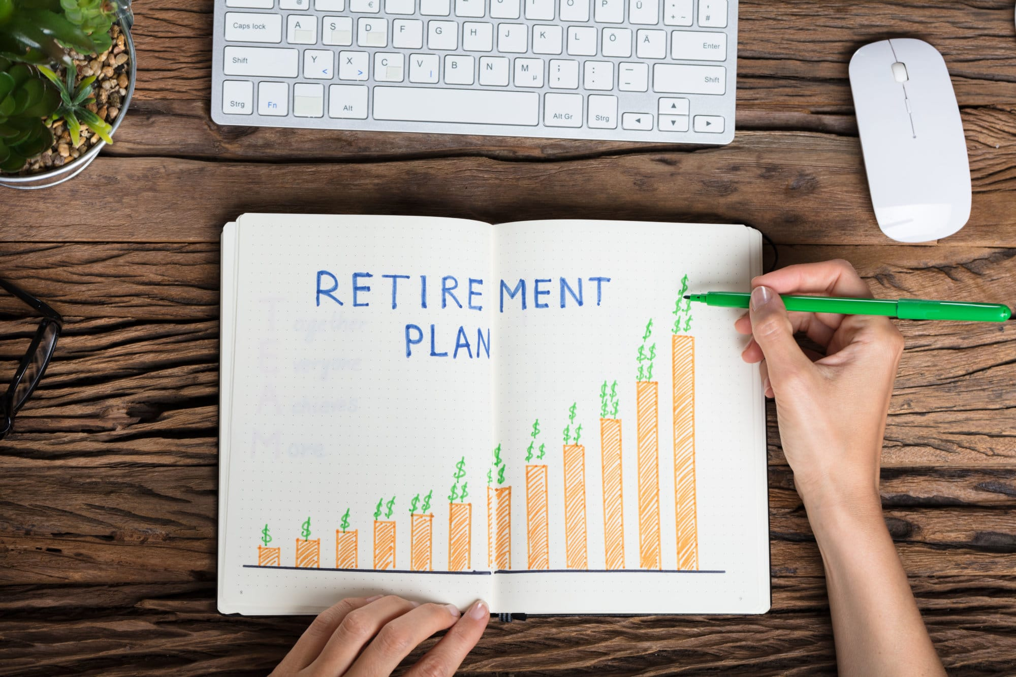 10 painless ways to save more for retirement