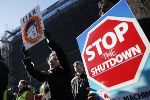 Shutdown lawsuit: Judge decides not to issue order forcing gov't to pay workers