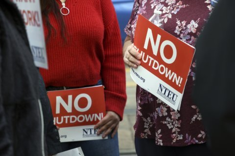 Maryland offers help for federal workers affected by the shutdown