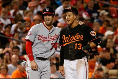 Column: An offer for Bryce Harper and Manny Machado that makes sense