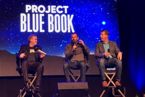 New TV drama 'Project Blue Book' based on real-life X-Files