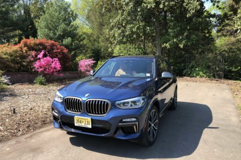 BMW X3 M40i is the small luxury crossover with the need for speed