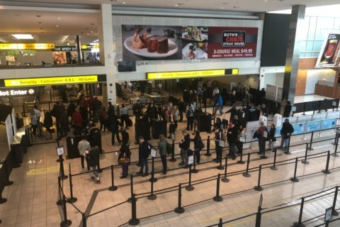 TSA closes BWI Marshall checkpoint after callouts