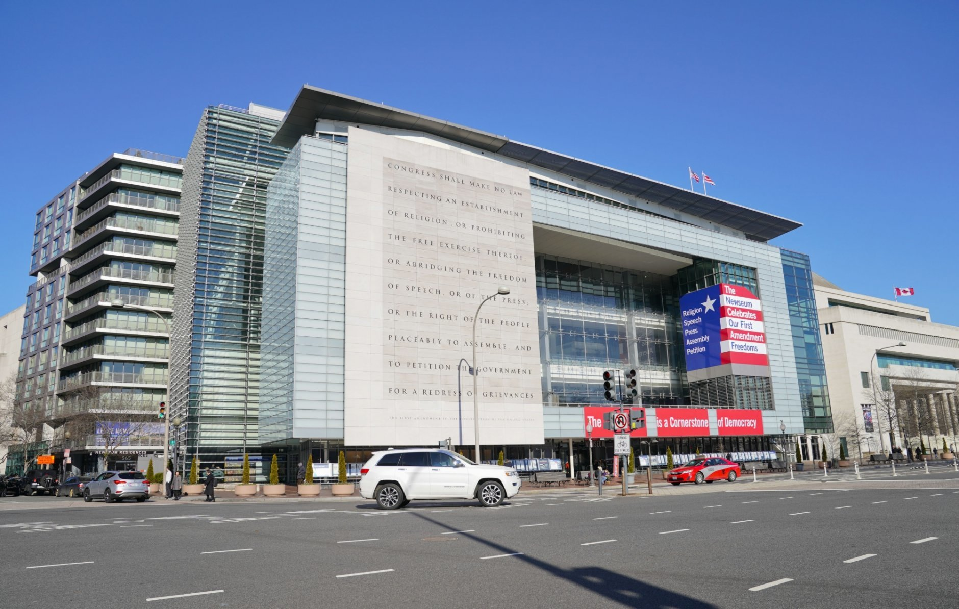 """<p><strong>Beat the Newseum deadline</strong></p> <p>This fall and winter is your last chance to visit the Newseum, the museum dedicated to honoring and celebrating the role of journalists and a free press.</p> <p>Current exhibits also include &#8220;Rise Up: Stonewall and the LGBT Rights Movement&#8221; and &#8220;Seriously Funny: From the Desk of &#8216;The Daily Show with Jon Stewart.'&#8221;</p> <p>You can also take in Pulitzer Prize-winning photos, pieces of the Berlin Wall — even WTOP reporter Neal Augenstein&#8217;s iPhone 4S, which showcases how technology has revolutionized the practice of news gathering.</p> <p>Admission to the museum, located on an iconic stretch of Pennsylvania Avenue, does carry a price tag — about $25 for adults and $15 for kids 7 and up. There may be discount codes <a href=""""https://www.newseum.org/visit/"""" target=""""_blank"""" rel=""""noopener"""">offered on the website</a>.</p>"""