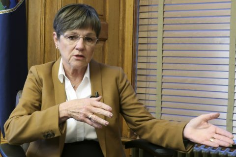 New Democratic Kansas governor promises bipartisan approach