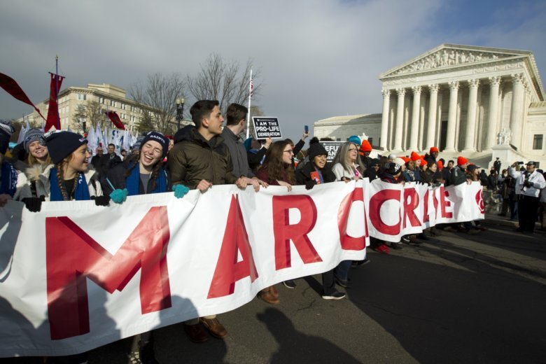 March for Life 2020 will bring thousands to Mall, downtown DC