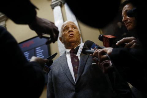 'It's awkward': Even without the gavel, Md. Sen. Miller still has the mojo