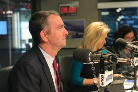 Virginia Gov. Northam on road projects, teacher pay, shutdown impact, more