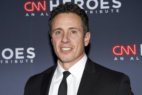 My Take: Chris Cuomo needs to chill