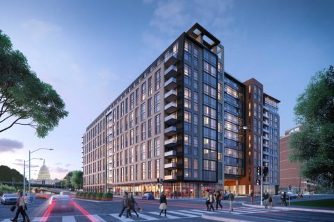 Now leasing: Novel South Capitol has 42 penthouses, coworking space