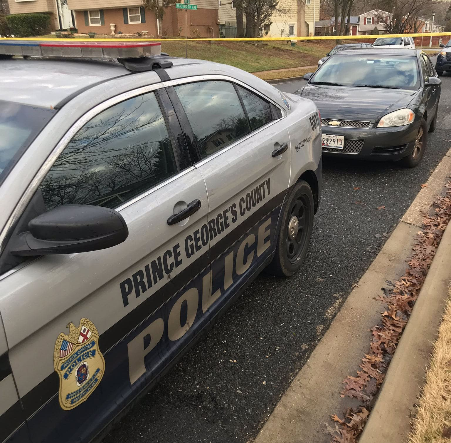 Prince George's County teenager killed in motorcycle crash