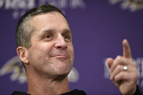Harbaugh ready to launch 'new era of football' for Ravens