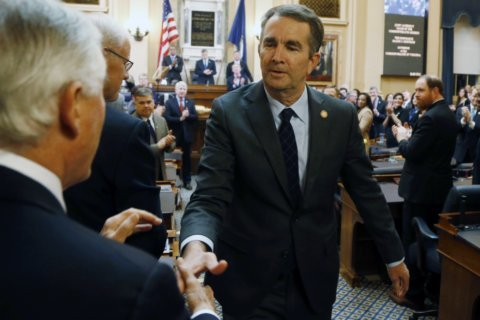 Northam pitches policy plan, urges cooperation