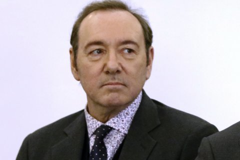 Kevin Spacey pulled over for speeding around Reagan National