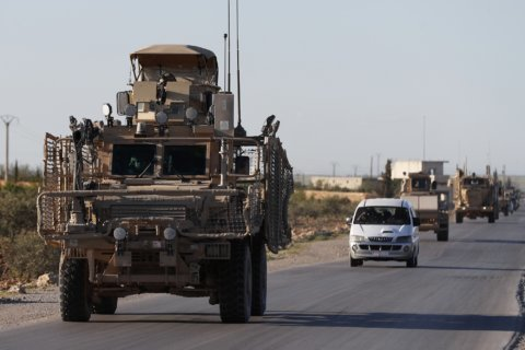 US official says withdrawal from Syria has begun