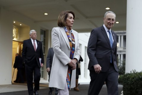 Day 13: Dems pass funding plan without wall, Trump digs in