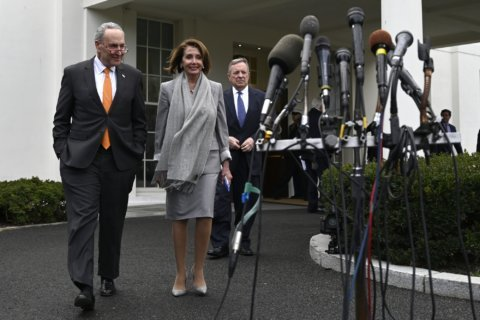 The shutdown today: Workers to get paid 'in the coming days'