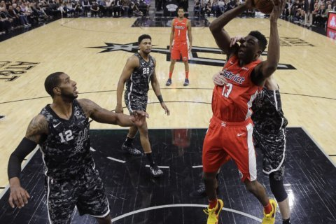 Wizards welcome East-leading Bucks to town on Saturday
