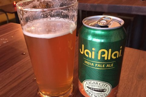 Beer of the Week: Cigar City Jai Alai IPA