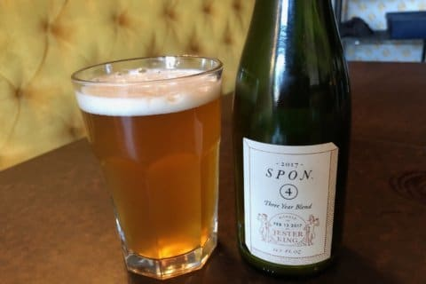 Beer of the Week: Jester King Spon Three Year Blend