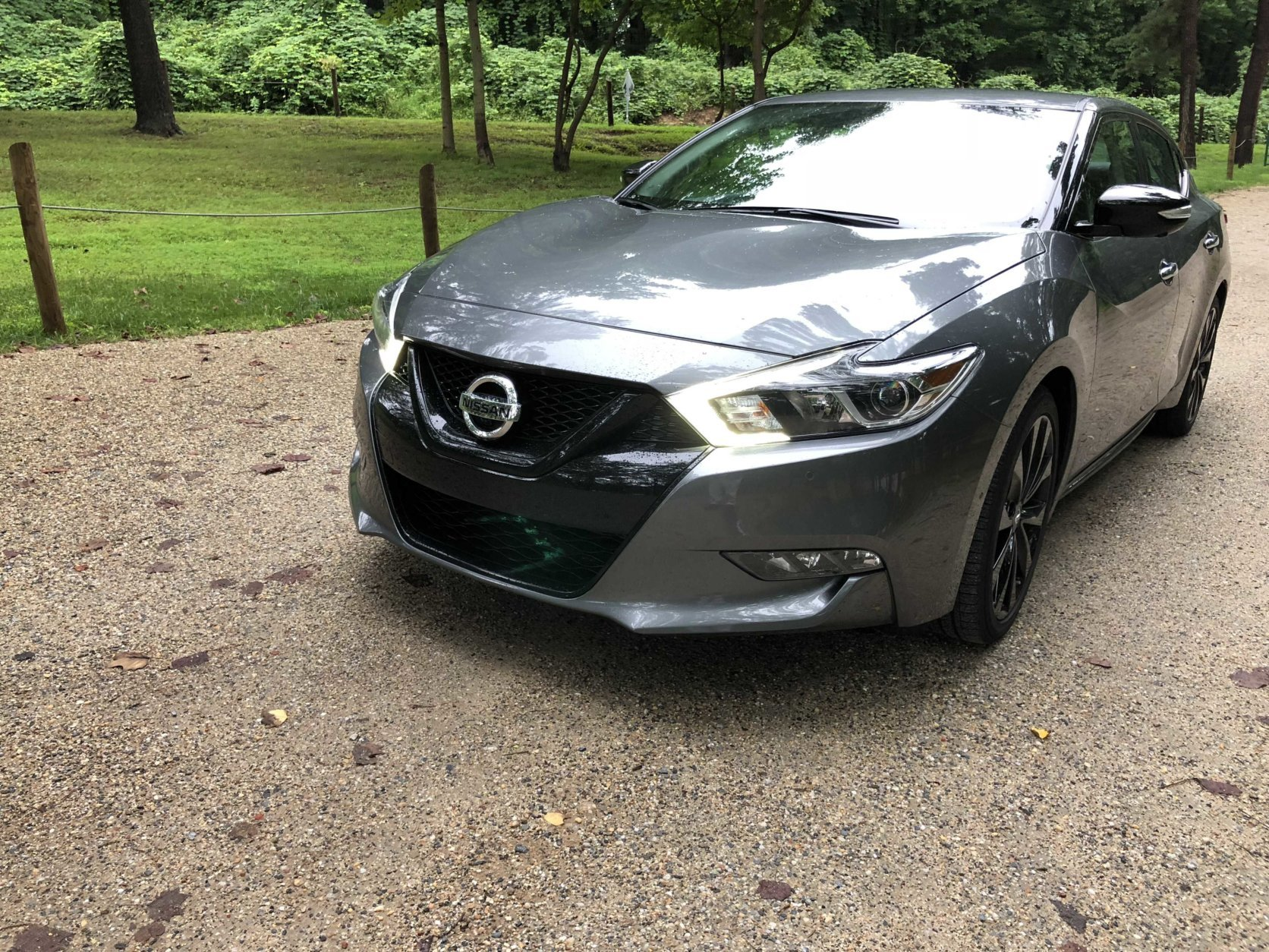 Car Review Want A Large Sedan At A Great Price Outgoing 2018 Maxima Fits The Bill Wtop