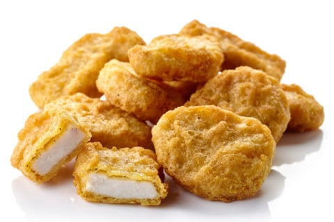 Perdue recalls chicken nuggets after people find wood in them