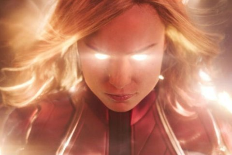 "Watch now: Marvel drops surprise 'Captain Marvel' ""special look"" footage"