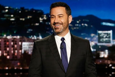 Jimmy Kimmel pledges to hire one furloughed federal worker a night during shutdown