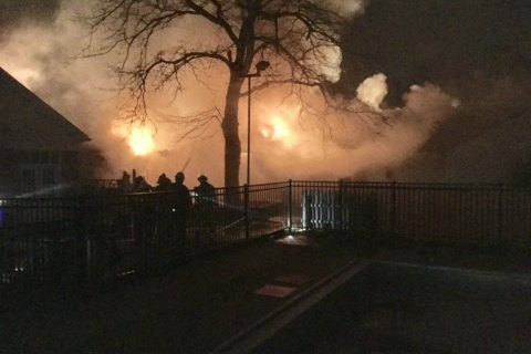 Fire ravages Rockville day care center, swim club