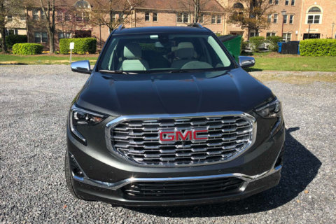 Car review: GMC Terrain redesign brings luxury upgrades but comes with a price